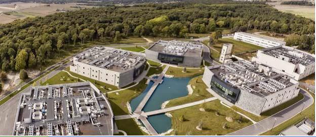 Data Center à MArcoussis